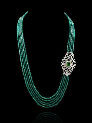 Bano Beaded Necklace - The Pashm