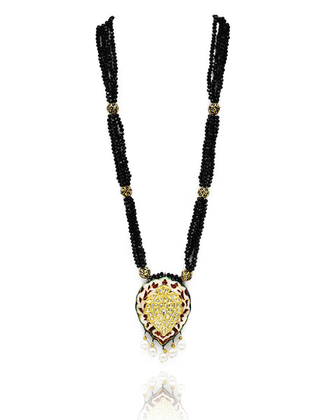 Devika Necklace Set - The Pashm