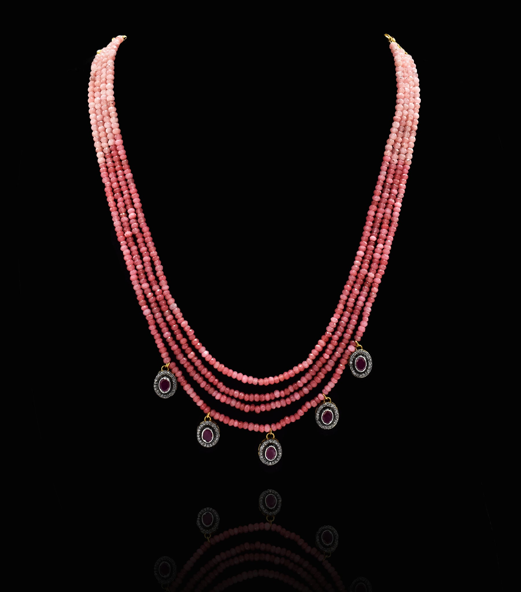 Ishya Bead Necklace