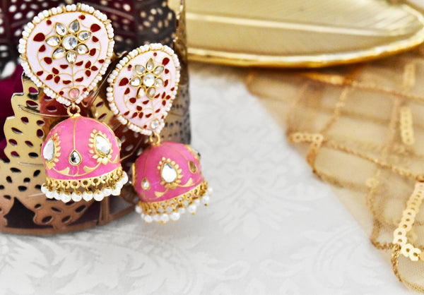 Gulnar Earrings