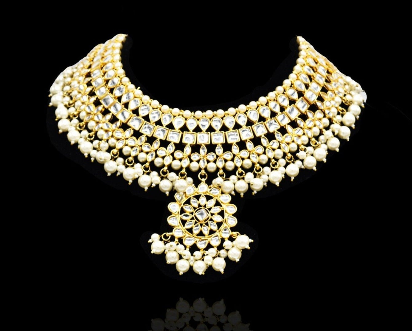 Sakinah Necklace Set - The Pashm