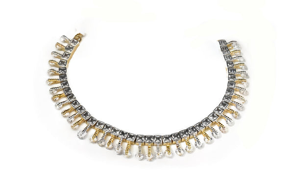 Margie CZ Necklace Set - The Pashm