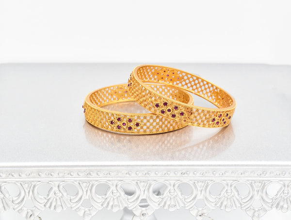 Nalini Antique Bangles - The Pashm