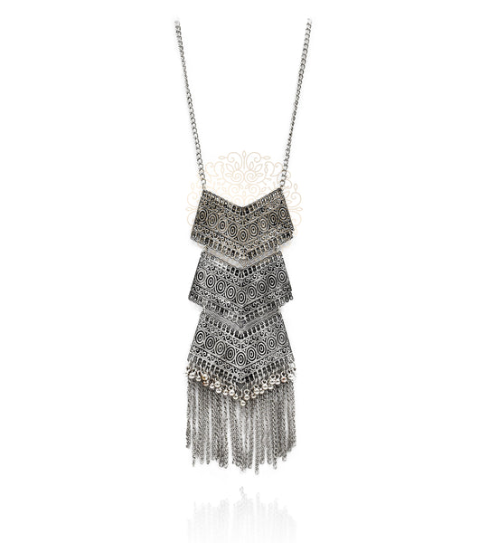 Indie Boho Necklace - The Pashm