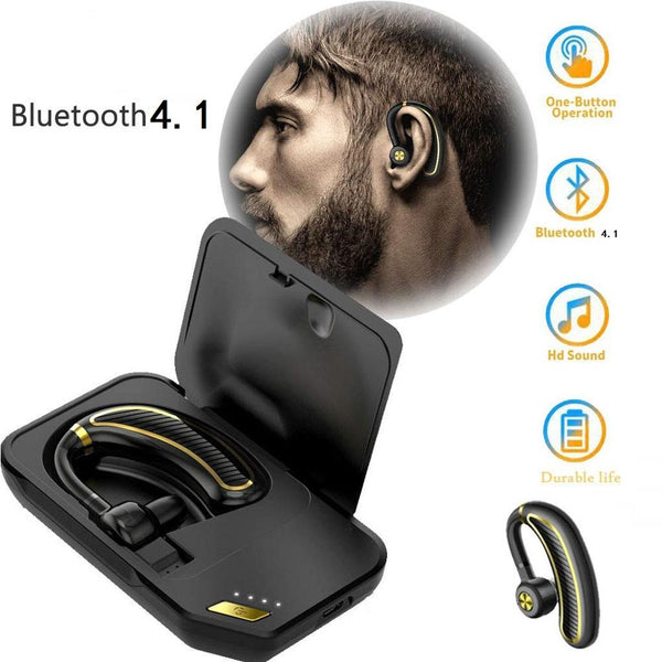 300mAh Battery Long Standby Wireless Bluetooth Earphone Headphones Earbud with Microphone HD Music Headsets for IPhone Xiaomi