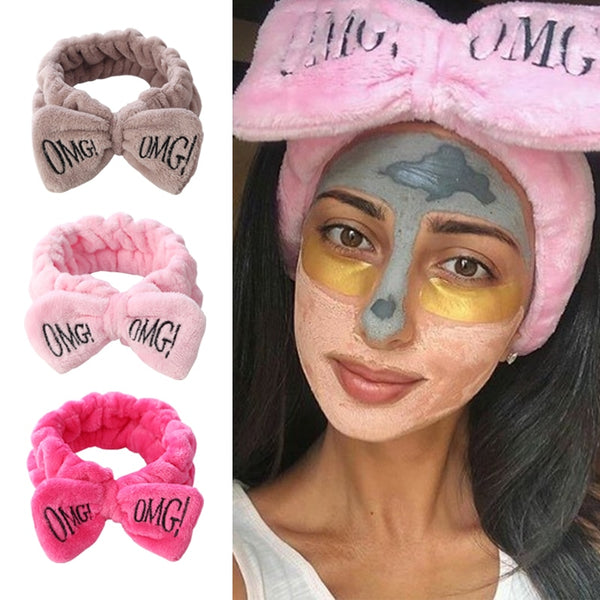 2021 New OMG Headbands for Women Girls