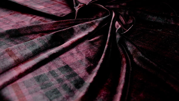printed-velour-fabric-plaid-design-luxury-velvet-clothcontrol