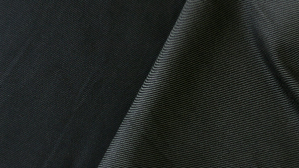 DENIM FABRIC - 100% Cotton - Very Dark Navy Blue