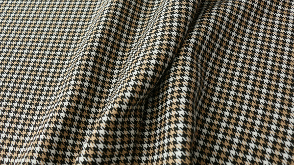 twill-weave-fabric-black-beige-and-white-houndstooth-design-clothcontrol