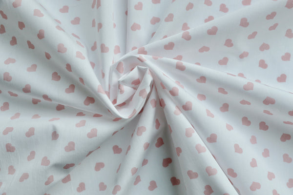 100-cotton-poplin-fabric-baby-pink-hearts-on-off-white-clothcontrol