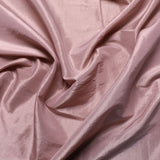 TAFFETA FABRIC - Available in pink, dusty pink and baby pink
