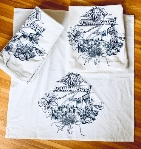 Damansara Kitchen Towel - Original