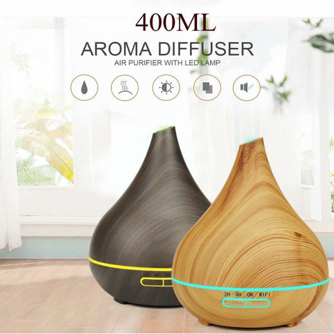 Petal Atomizer USB Rechargeable Humidifier
