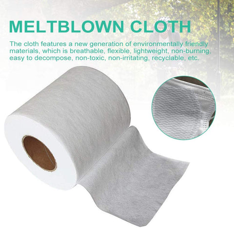 Meltblown Cloth,Original Cloth Material,Nonwoven Filter Fabric Filtering Layer Application