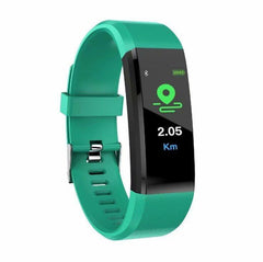 Fitness Tracker wristband with Heart Rate Monitor