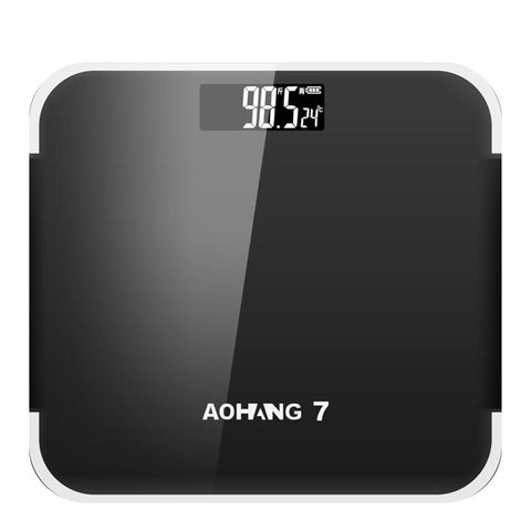 USB Rechargeable Body Weight Measuring Smart Scale