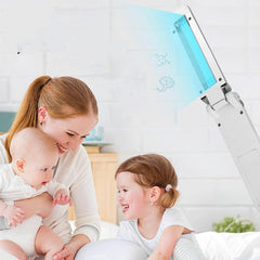 Portable UV light sanitizer Disinfection Lamp, USB Charging, Collapsible