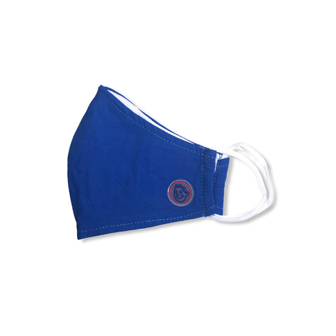 Kids Face Mask - Royal Blue