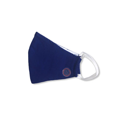 Kids Face Mask - Navy Blue
