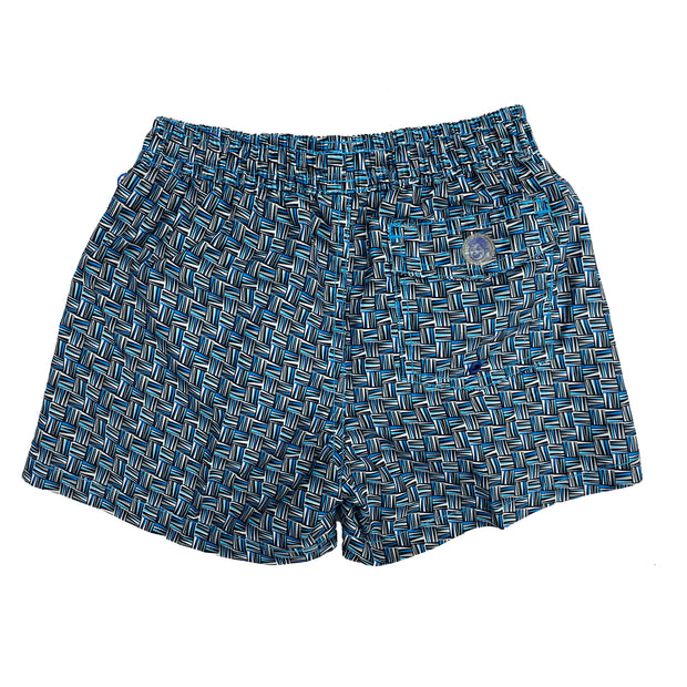 Jr. Swim - Kids Swim Trunks - Crosshatch Royal Blue
