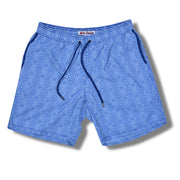 Maze Swim Trunks - Navy