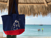 Mr. Swim Beach Tote Bag