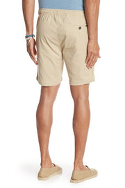 Stretch-Chino Short - Khaki