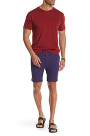 Stretch-Chino Short - Navy