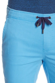 Stretch-Chino Short - Sky Blue