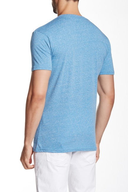 Tri-Blend V-Neck Tee - Royal Blue