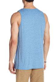 Royal Blue Tri-Blend Tanktop