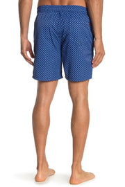 Boxes Swim Trunks - Navy/ Blue