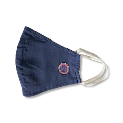 Adult Face Mask - Navy Blue