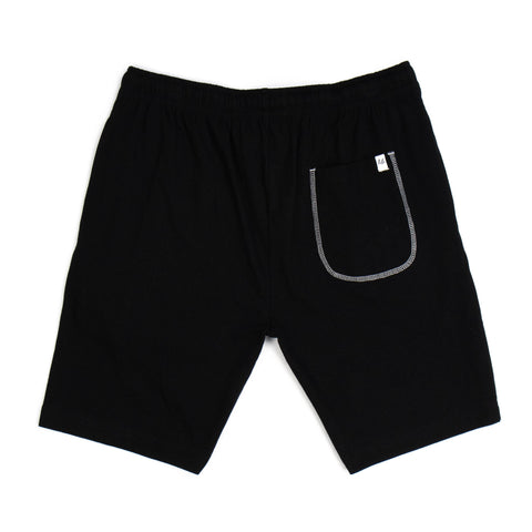 Lounge Shorts, Black