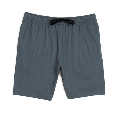 Lounge Shorts, Charcoal