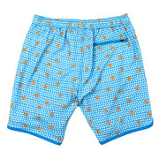 Starfish 4-Way Stretch Swim Trunks - Blue