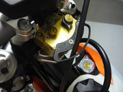 KTM Husqvarna Beta throttle cable guide scotts damper