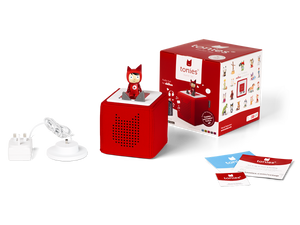 Toniebox Starter Set - Red