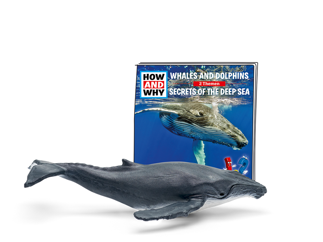 Tonie - HOW AND WHY - Whales and Dolphins & Secrets of the Deep Sea