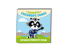 Load image into Gallery viewer, Tonie - European Children's Songs