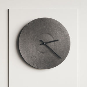 Antique Finish Metall Clock