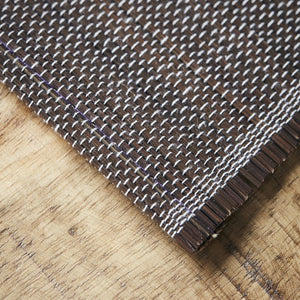 Set of 4 Bamboo Placemats detail