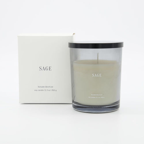 Scented Soywax Candle Sage