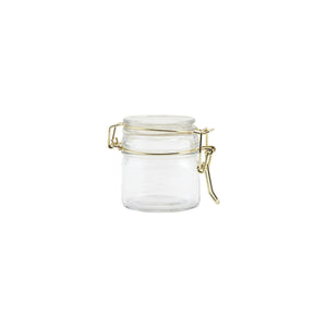 Mini Glass Storage Jar cutout