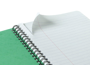 Recycled Paper Notebook A5 perforated