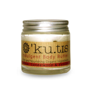 Organic Body Butter Indulgent