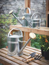 Load image into Gallery viewer, 5L Galvanised Watering Can