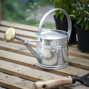 5L Galvanised Watering Can