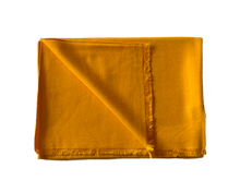Load image into Gallery viewer, Yellow Bamboo Scarf