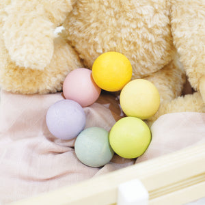 Wooden Teething Beads Baby Toy
